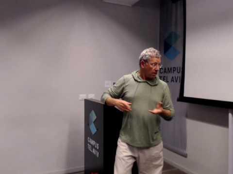 Clojure Israel meetup, January 3 2017: Logic Programming with Prof Ehud Shapiro