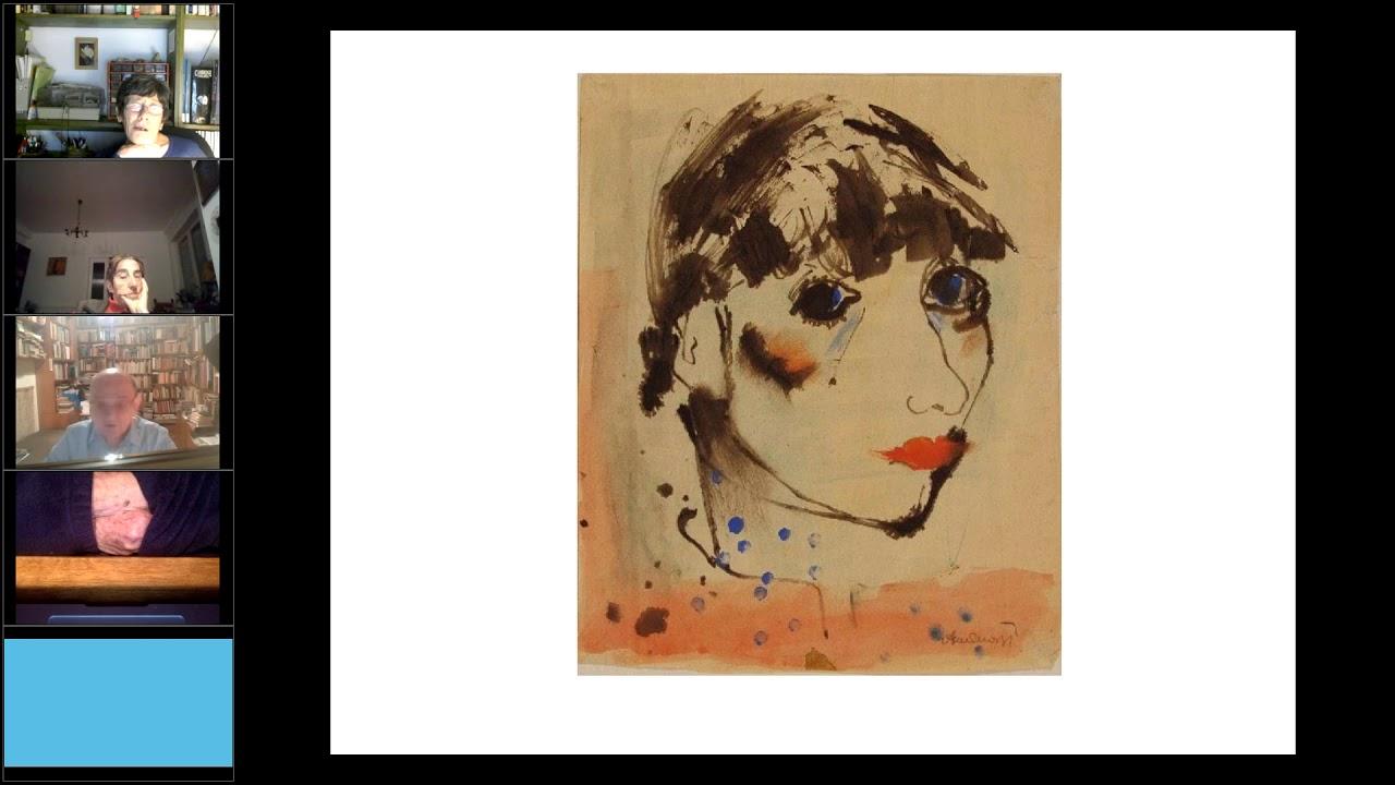A 60-as évek művészete - Anna Margit - Az online előadás sorozat 17. előadása