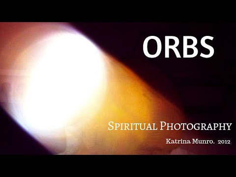Orbs - Colours & Meanings