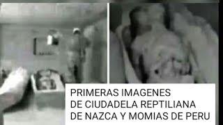 IMAGENES FILTRADAS  DE CIUDADELA REPTILIANA DE PERU MOMIA EXTRATERRESTRES REPTILIANA DE PERU