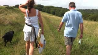 A walk with Aintie Sally 16 Aug