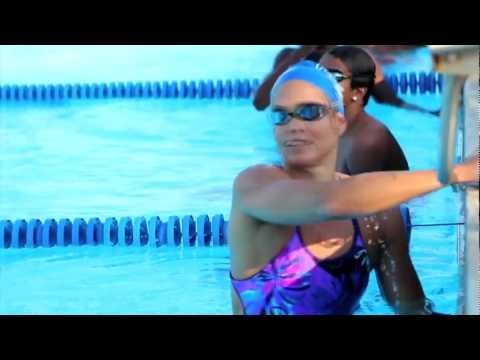 Dara Torres - Training Video Part 1