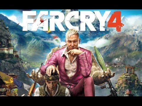Far Cry 4 Pelicula Completa Español HD - GameMovie
