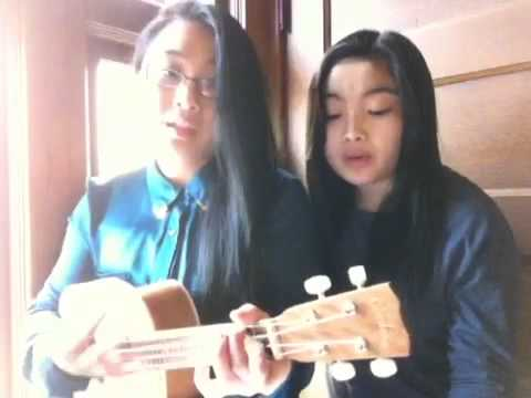 In Your Arms (Kina Grannis) - Acoustic Cover by The Yang Sisters :)