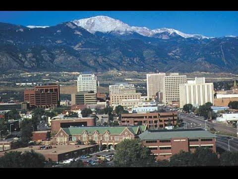 Дальнобой по Колорадо. Denver, Colorado Springs.