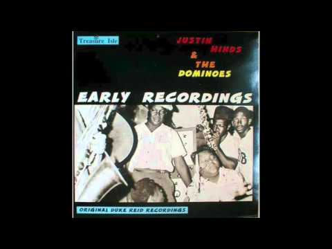 Justin Hinds & The Dominoes - Early Recordings (Full Album)