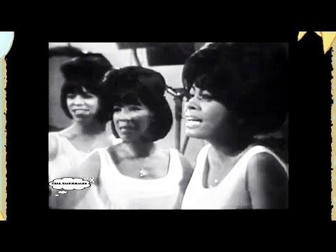 """THE SUPREMES - """"Come See About Me""""  LIVE  1965"""