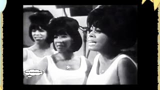 "THE SUPREMES - ""Come See About Me""  LIVE  1965"