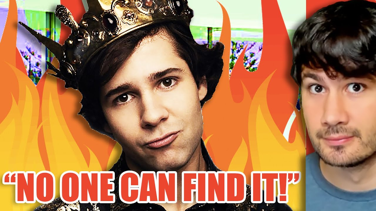 David Dobrik's Deleted Video He Doesn't Want You To Watch
