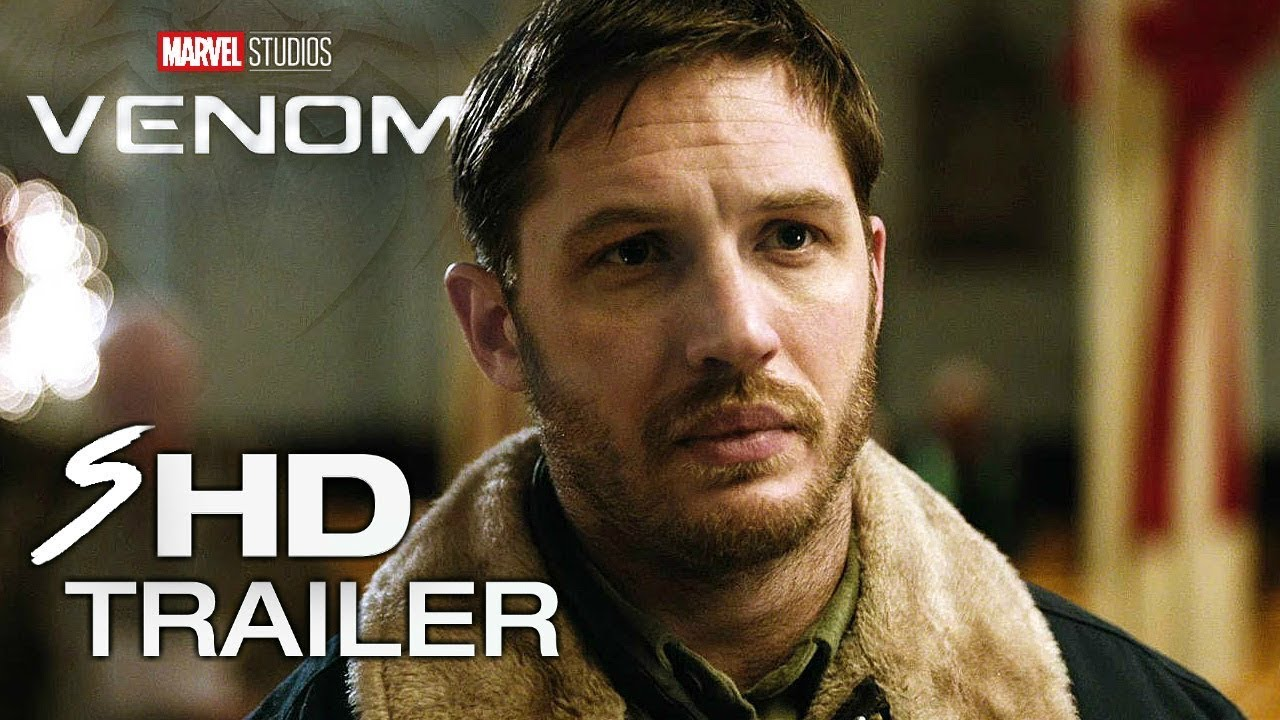Marvel's VENOM (2018) Teaser Trailer – Tom Hardy Marvel Movie HD (Fan Made)
