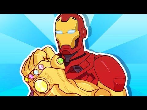YO MAMA SO UGLY! Iron Man - Avengers: Infinity War
