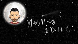 Mabel Matiz - Ya Bu Isler Ne  (Animated Bitmoji) Turkish x English