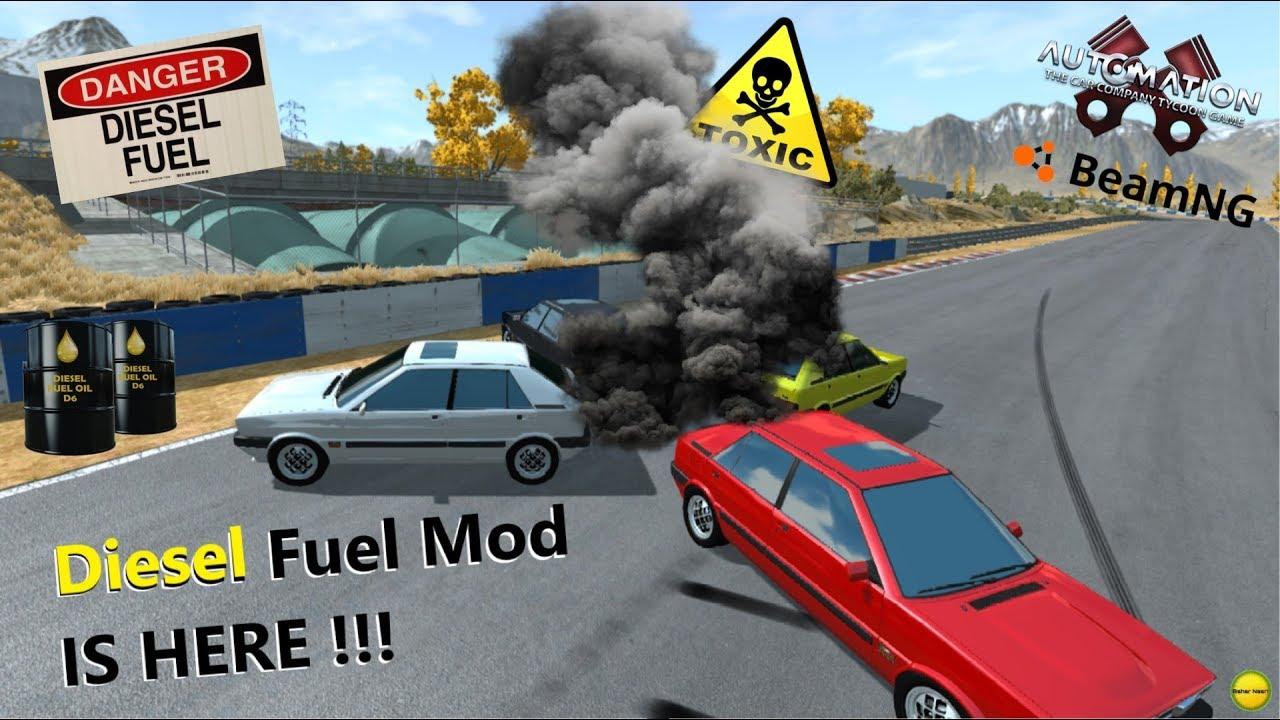 Automation Diesel Mod Tutorial + Download