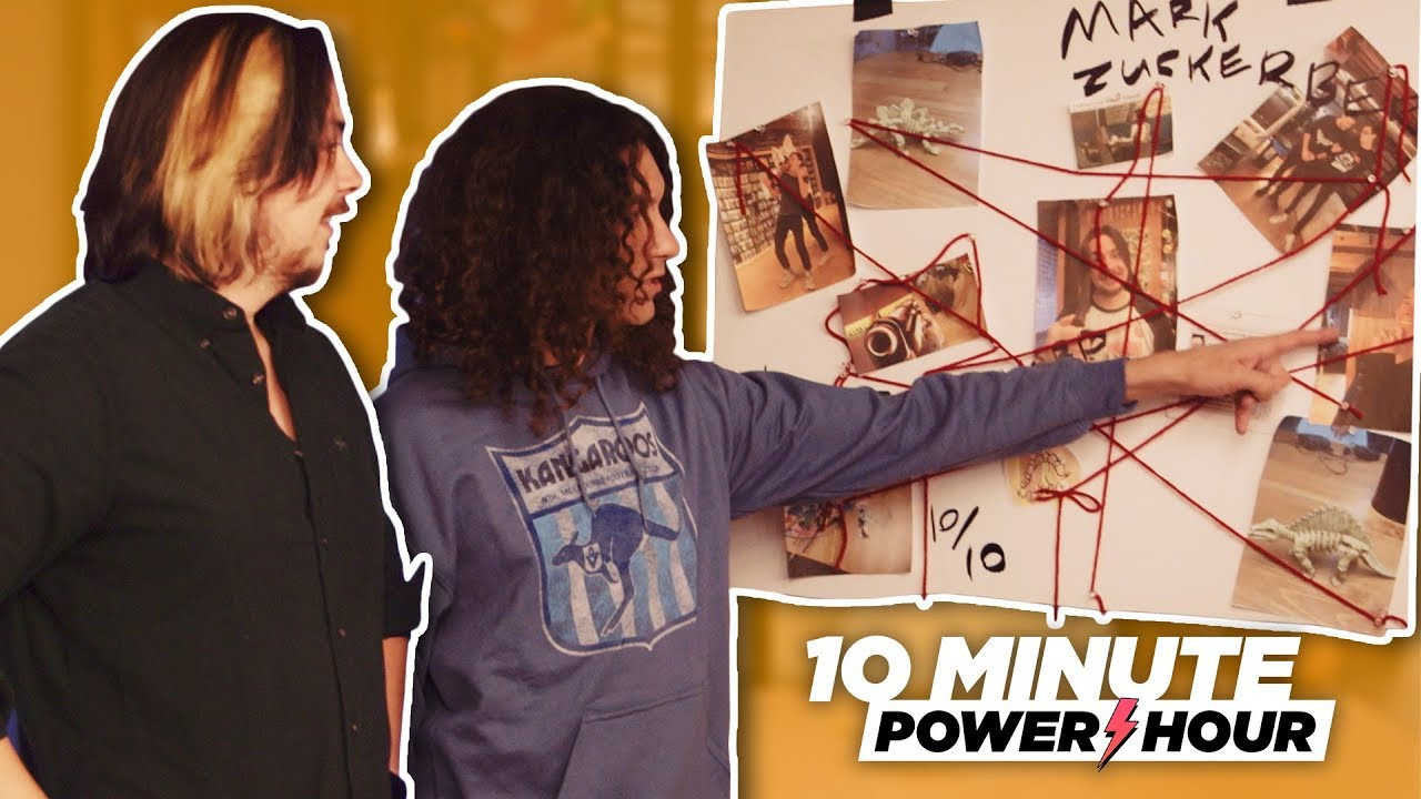 WHO DONE IT?! – Ten Minute Power Hour