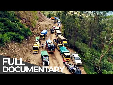 Deadliest Roads | East Timor: The Mysterious Land | Free Documentary