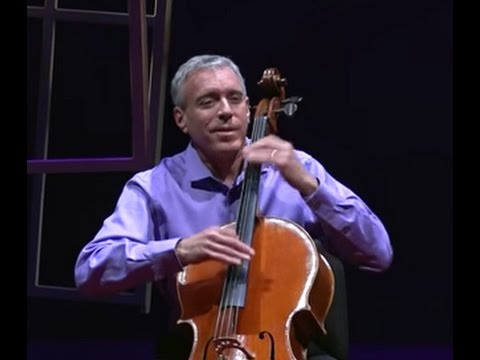 "Cello Performance: ""Julie-O"" by Mark Summer 