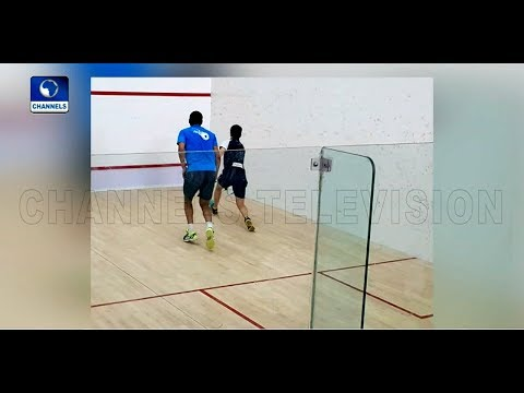14 Countries Compete For $20,000 As International Squash Classics Serves Off In Lagos