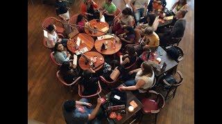 Chegada para o encontro de vlogueiros em Colônia 2015