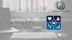Скриншоты и видео VkInviter