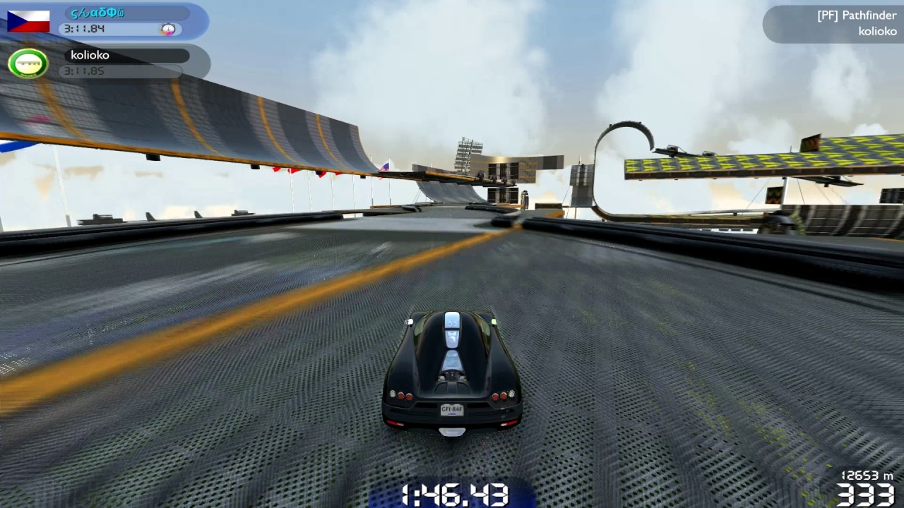 circuit trackmania press forward