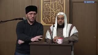 Мажлис с шейхом Маъмуном ар-Равий в селении Новокилятли.