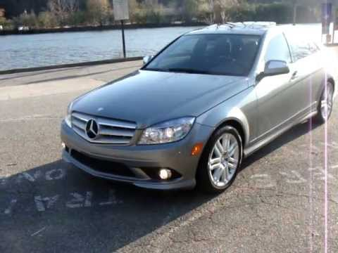 2008 08 mercedes benz c300 c 300 at 49k miles start up n. Black Bedroom Furniture Sets. Home Design Ideas