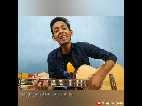 Ladki Badi Anjaani Hain (Cover) | Kuch Kuch Hota Hain | Kumar Sanu | SRK