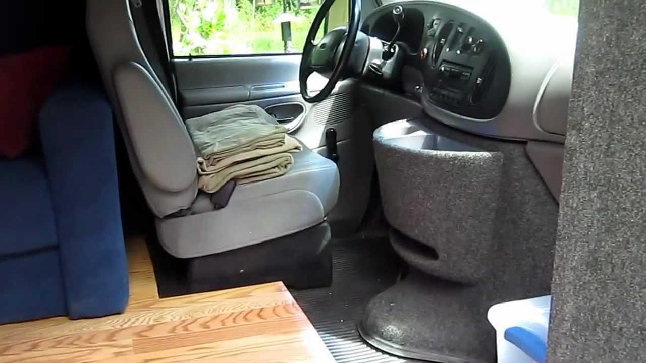 Homemade Motorhome Camping Car