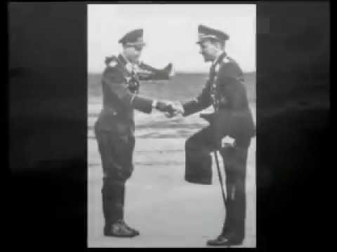Luftwaffe air ace Oberst Hans Ulrich-Rudel -The greatest!: