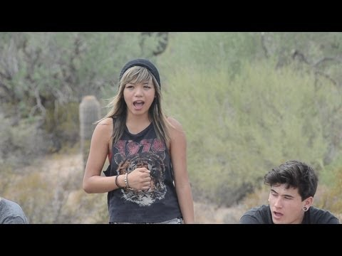 Katy Perry - Roar (Official Music Video Cover by A+ Dropouts)