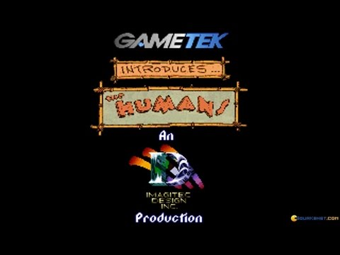 The Humans 2 gameplay (PC Game, 1993) thumbnail