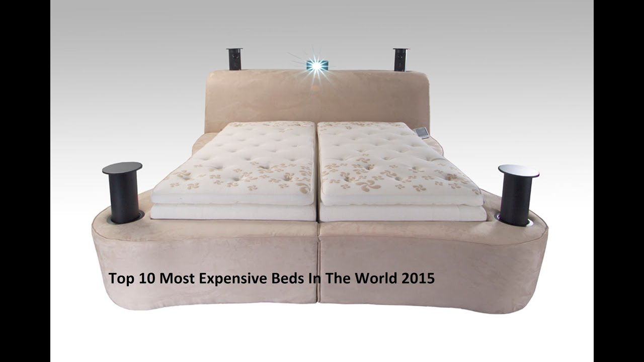 Top 10 Most Expensive Beds In The World 2017 You