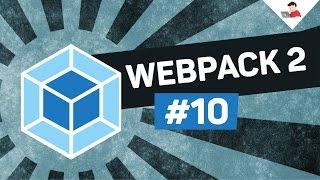 Webpack 2 — #10 — Подключаем CSS отдельным файлом