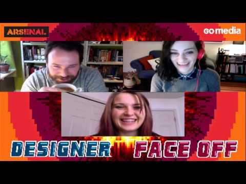 Designer Face Off : Brittany Barnhart vs Cinder Design Company
