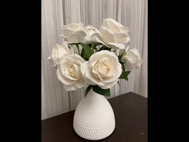 Ceramic Look Vase