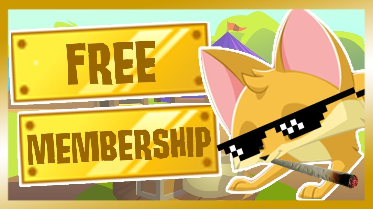 Animal Jam How To Get Free Membership 2020 Not Clickbait Youtube