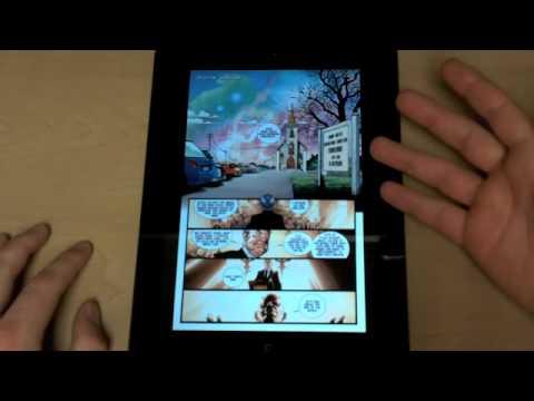 The Problem With Digital Comics