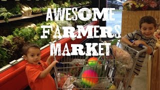 Day In my life | Awesome Farmers Market