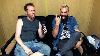 Killswitch Engage Interview - Jesse Leach - Sweden Rock Festival 2018