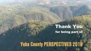 Yuba County, California Perspectives 2010