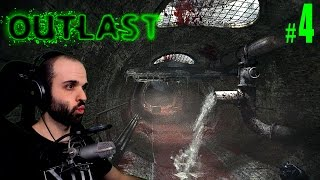 OUTLAST #4 | LAS CLOACAS DEL GORDACO | Gameplay Español