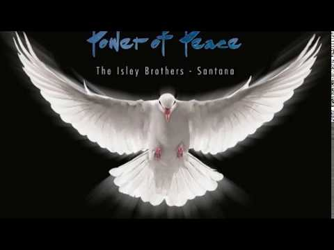 Love, Peace, Happiness  - The Isley Brothers & Santana (2017)