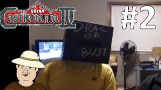 DRAC OR BUST (FINAL)| Super Castlevania IV #2 | Balonator VS