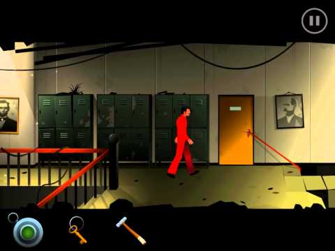 The Silent Age : Episode 1 Walkthrough   Chapter 2. The Future  