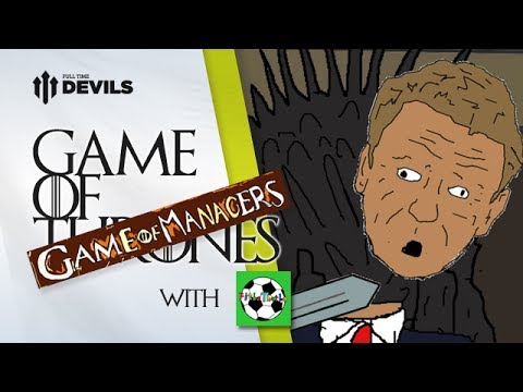 Van Gaal: Manchester United Manager? | GAME OF THRONES PARODY