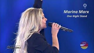 Marina Marx - One Night Stand (Schlagerchampions - Das große Fest der Besten 2020)