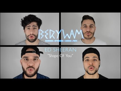 Berywam - Shape Of You (Ed Sheeran Cover) - Beatbox