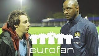 Manchester City v CSKA Moscow | Eurofan Change The Game