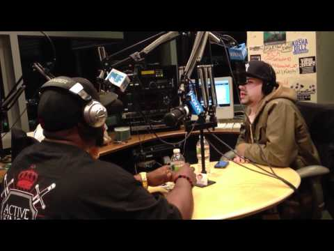 Chris Reg & Mayday Interview Pt.1 on Ear 2 The Streets Radio