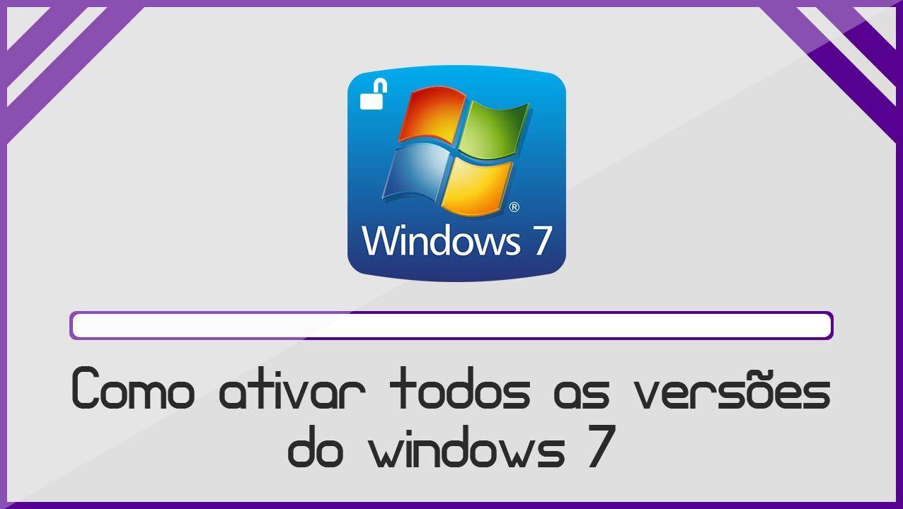 DO ATIVADOR 7 WINDOWS O STARTER BAIXAR